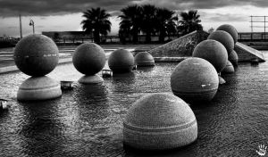 Balls in Portugal Faro by Engazung