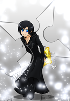 No.XIV - Xion by WarGreymon43