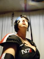 FemShep- Into the Space Above by Epic-Fangirl