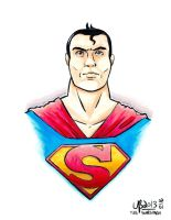 The Man of Steel by TheBourgyman
