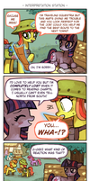 ponykoma - interpretation station by emlan