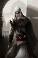 Ezio Auditore da Firenze by Radriel