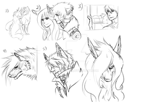 Video Sketches by xKoday