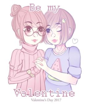 Happy Valentine's Day by Lefpa