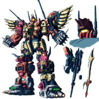 Bruticus i just kicked you ass by LiamShalloo