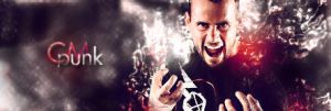 CM Punk - In Flames by Asuka424