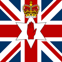 Ulster Jack Icon by Rory-The-Lion