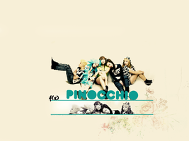 Pinocchio by mawiss501