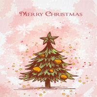 Free Vector Christmas Illustration by cristina012