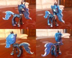 Princess Luna Persona 4 Sculpt by Neutron-Quasar