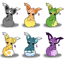 New Oogie Adoptables CLOSED by Fraught-Adopts