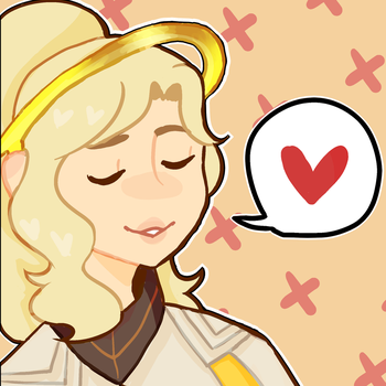 Mercy Icon by Destrahchan