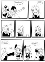 Fairy Tail - The Love Potion Page 3 by xmizuwaterx