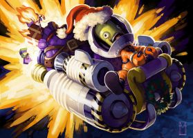 Jebediah Xmas by AnnPars
