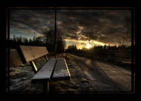 Bench by Peterspics