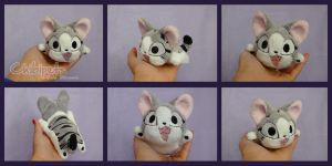 Chi's Sweet Home Custom Plush by Chibi-pets
