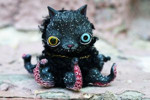 monstrous octocat by da-bu-di-bu-da