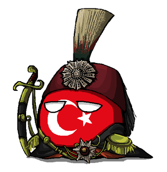 Ottoman Sultan of the 1800s by KaliningradGeneral