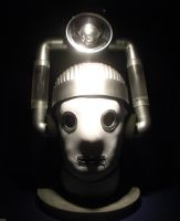 Tenth Planet Cyberman by rlkitterman