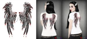 Angel Wings by Euflonica
