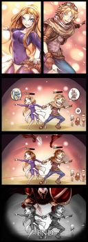 [LOL] 3)Lux x Ez END by beanbeancurd