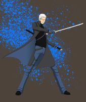 New DmC - Vergil Revised by Jarein