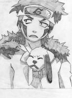 Kiba by OvenMittensForGandhi