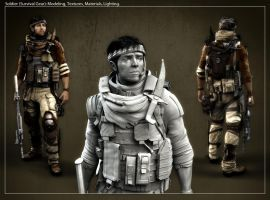 SpecOps: The Line by Vsions