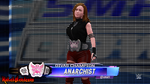 Anati the Divas Champion by Rehabhardcore