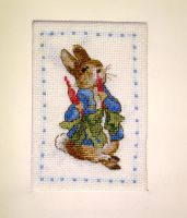 What a greedy this Peter Rabbit ! by Vetriz