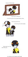 Little Sollux Captor by FlyingRobins