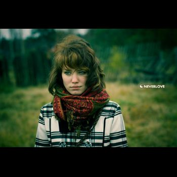 autumn. Valery by nevermike