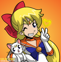 Sailor Venus by desfunk