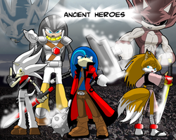 Ancient Heroes by Gaminefans