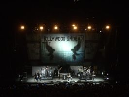 Hollywood Undead by DeviantPirateCaptain