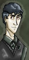 Tom Riddle Jr. headshot by tamerofhorses