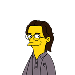 Simpsonized Darkmoose84 by Darkmoose84
