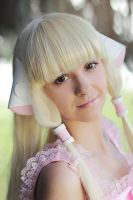 Chii - Chobits by Cheza-Flower