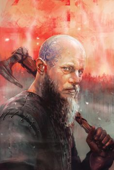 Ragnar by kittrose