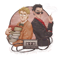 Good Omens by thenizu