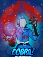 Cobra commander by erockalipse