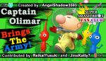 Captain Olimar Challenger Approaching by AngelShadow3593