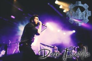 Dave Escamilla Crown The Empire Wallpaper by EchelonMars14