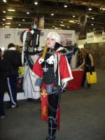 MCM Expo Oct 08 Battlesister by Colzy-Chan