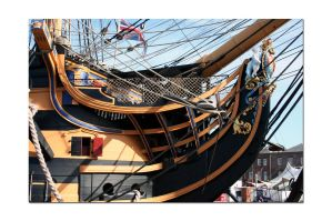 HMS Victory No2 by unclejuice