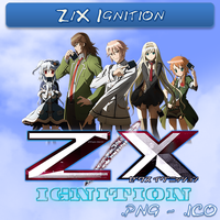 ZX Ignition ICO,PNG & Folder by bryan1213