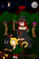 10,000 Hits Halloween Special by Cinos-Hedgean