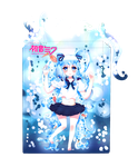 Bottle Miku :: Trapped by weeiii