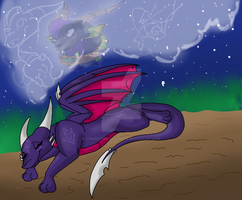 Cynder's Dreams by Cynderthedragon5768