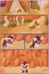 On Borrowed Time: Chapter 1, Page 3 by Wooled